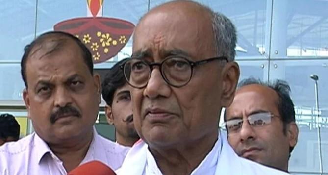 दिग्विजय सिंह ने राम मंदिर निर्माण के लिए 1.1 लाख का चंदा दिया, पीएम मोदी से किया यह अनुरोध